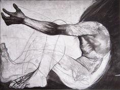 "Saatchi Online Artist Goce Trajkovski; Printmaking, ""Longing"" #art"