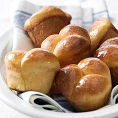 Chef Scott Peacock's no-knead, light-as-air yeast rolls are buttery brown on the outside, and tender inside. See the following slides for his recipe and step-by-step instructions for getting it right.