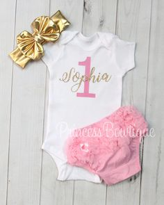 birthday shirt with name Girls Leg Warmers, Baby Leg Warmers, Baby Boutique Clothing, Boutique Shirts, Ruffle Bloomers, Lace Romper, Vintage Baby Headbands, Toddler Outfits, Girl Outfits