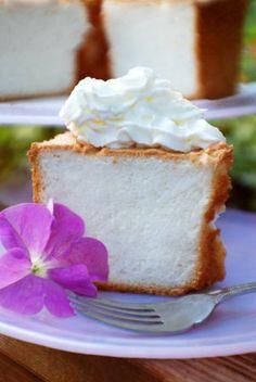 Barbara Adams Beyond Wonderful » Angel Food Cake Recipe