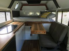 Slide in truck camper check right now 23