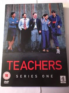 Only £1.68!! Teachers Series 1 DVD (2003, 2-Disc Set) Fast Free Postage