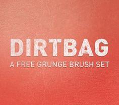 20 Subtle and Soft Textured Photoshop Brush Packs (225 Brushes)