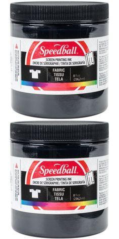 Speedball Art Products Transparent Extender Base Crafts 8-ounce