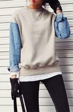 В этом посте я предлагаю вам несколько идей и мастер-классов по переделке джинсовой рубашки, которые могут приглянуться и вам.