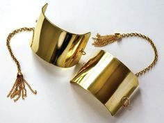 mettle jewelry! pretty cuffs made by cambodian artisans via DailyCandy