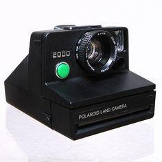 Polaroid 2000 Land Camera