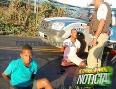 Observador Independente: Muritiba: suspeitos são presos com arma, droga e d...