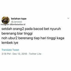 51 ideas for quotes indonesia kpop Quotes Lucu, Jokes Quotes, Funny Quotes, Funny Memes, Reminder Quotes, Mood Quotes, Postive Quotes, Quotes Indonesia, Tumblr Quotes