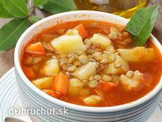 Šošovicová+polievka+nakyslo