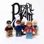 Lego rock Pearl Jam