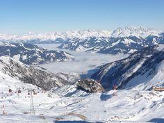 Kaprun - Kitzsteinhorn - The Glacier - Fog
