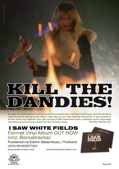 Kill the Dandies! (Rough Trade)