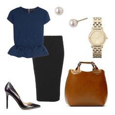 office outfit {chic & sophisticated}