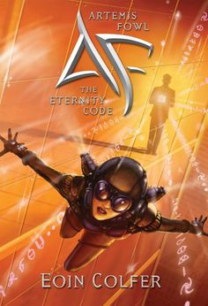 Artemis Fowl: The Eternity Code by Eoin Colfer (Book 3 out of 8)