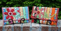 A Pretty Pouch for Your Kindle, Tablet and More - Quilting Digest