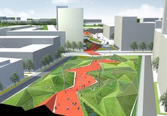 Martha Schwartz Partners (MSP) - Projects - Masterplans - Cork