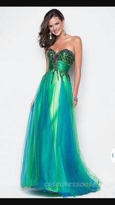Nice dress for a dance or a night out