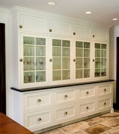 Built In Kitchen China Cabinet Kitchen Home Kitchen Cabinets Dining