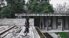 Luyeyuan Buddhist Sculpture Museum by Jiakun Architects, photos by Jazzy Li