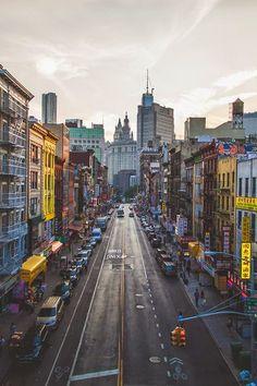 Chinatown, New York City, USA