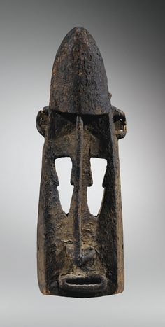 MASQUE, DOGON, MALI MASK, DOGON, MALI H 50 cm, 19 1/2 in SOTHEBY'S, Paris, 18 June 2014, sold 35,000 EUR