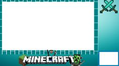 Minecraft overlays have come up so often as a request, that I just HAD to do it. This overlay has it's own game and webcam window and frame. The turquoise coloring and other accents of blue help this overlay pop.…