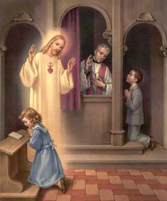 """""""Assim como a vontade de Deus é um ato e se chama mundo, assim também sua intenção é a salvação dos homens, e se chama Igreja"""" - São Clemente"""