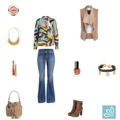 Seventies Statement Blouse http://www.3compliments.de/outfits