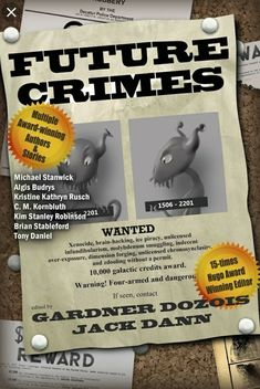 Buy Future Crimes by Gardner Dozois, Jack Dann and Read this Book on Kobo's Free Apps. Discover Kobo's Vast Collection of Ebooks and Audiobooks Today - Over 4 Million Titles! Science Fiction Book Club, Free Apps, Crime, Audiobooks, This Book, Future, Ebooks, Collection, Products