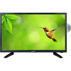 Televisions: Supersonic 19-Inch Led Hdtv With Hdmi Remote Built-In Dvd Player Rv Compatible -> BUY IT NOW ONLY: $139.99 on eBay!