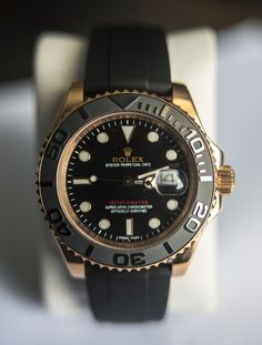 Rolex Yatchmaster Rubber band