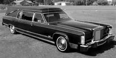 Imperial Hearse | Due to Cadillac's new downsized coaches, the initial sales of the big ...