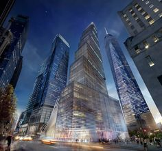 The Inside Story of the Last WTC Tower's Design (by Bjarke Ingels Group)   WIRED