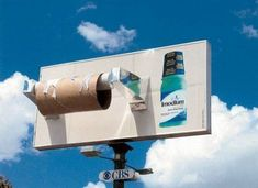 Imodium Billboard.