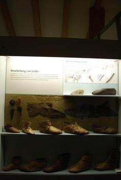 shoes (Wikinger Museum Haithabu)