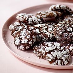 100 Healthy Cookies   Espresso Crinkles   CookingLight.com  I tediously selected this cookie for my 12 days of appetizers party due to its rich flavor. Along with my 'snack bar' I also have a coffee station with choices of gormet coffee and accessories. What would be better with a delectable cup of joe than this savory cookie?