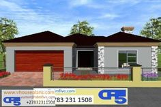4 Bedroom House Plans, House Floor Plans, House Design Pictures, Site Plans, Garage Plans, Home Collections, Cladding, Houses, How To Plan