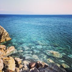 The beautiful sea in Kos How much does a week in Greece cost?