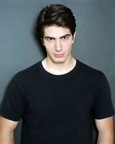 Brandon Routh as Christian Grey! Just colour his eyes :) The rest of him is perfect!