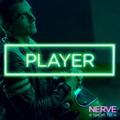 See Dave Franco play an epic game of #Nerve - In theaters July 27. #WatcherOrPlayer
