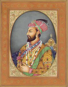 On the 5 January 1592 Mughal emperor Shah Jahan was born. The period of his reign was the golden age of Mughal architecture and he erected many splendid monuments, the most famous of which is the Taj Mahal at Agra, built between 1632-1648. Find out more about him at our Mughal India exhibition www.bl.uk/whatson/exhibitions/mughalindia