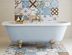 Get the look @ TILE junket, 2a Gordon Ave, Geelong West, 3218. #interiordesign #feature #tiles