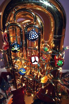 This reminds me of Tuba Christmas! :)