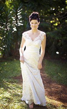 hilde heim Vintage style Wedding Dresses