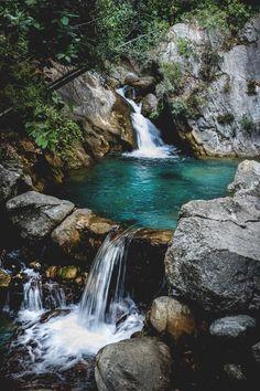 Sapadere Canyon, Turkey