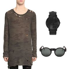 Dystopian-Chic  #kultlike #mens #fashion #style #avantgarde