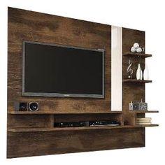 Home Rack Com Painel 2,40m P/ Tv Led, Lcd Até 58 Pol Coliseu - R$ 1.299,00