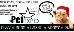 We will be at the Dallas Holiday Pet Expo on December 1st #amazingpetexpo    http://www.prestonspeaks.com/2012/11/19/we-will-be-at-holiday-pet-expo/