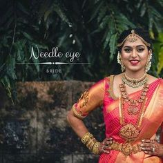 Our day cant get better than this seeing this gorgeous bride in our blouse. The saree blouse jewellery and make up perfectly complementing each other. Stunning photography by @lightbucketproductions